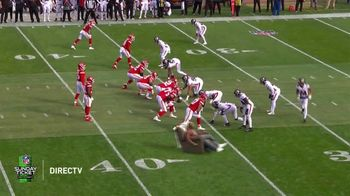 DIRECTV NFL Sunday Ticket TV Spot, 'Front Row' Featuring Patrick Mahomes - Thumbnail 3