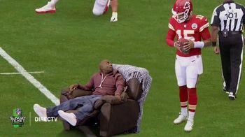 DIRECTV NFL Sunday Ticket TV Spot, 'Front Row' Featuring Patrick Mahomes - Thumbnail 7