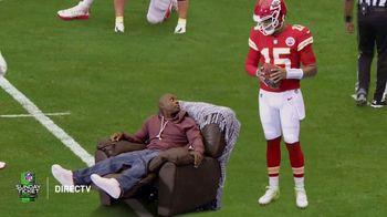 DIRECTV NFL Sunday Ticket TV Spot, 'Front Row' Featuring Patrick Mahomes - Thumbnail 8