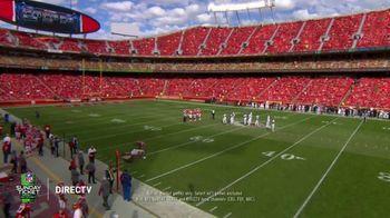 DIRECTV NFL Sunday Ticket TV Spot, 'Front Row' Featuring Patrick Mahomes - Thumbnail 9