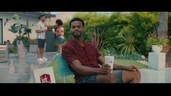 Jack in the Box BBQ Bacon Double Cheeseburger Combo TV Spot, 'Cannonball: $5.99' Feat. King Bach - Thumbnail 2