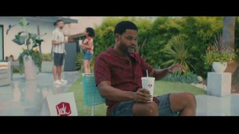 Jack in the Box BBQ Bacon Double Cheeseburger Combo TV Spot, 'Cannonball: $5.99' Feat. King Bach - Thumbnail 3