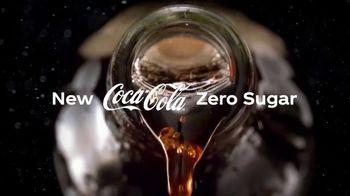 Coca-Cola Zero Sugar TV Spot, 'Improved Taste' Song by Damian Minckas