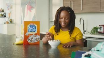 Frosted Mini-Wheats TV Spot, 'Sticks With You'