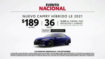Toyota Evento Nacional TV Spot, 'Apicultor' [Spanish] [T2] - Thumbnail 5