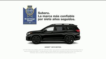 Subaru TV Spot, 'La marca más confiable' [Spanish] [T1] - Thumbnail 4