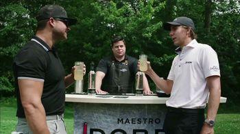 Maestro Dobel Tequila TV Spot, 'Golf' Featuring Nick Swisher, Carlos Ortiz - Thumbnail 5