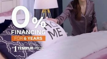 Ashley HomeStore TV Spot, 'Tempur-Pedic Retailer: 0% Financing for Six Years' Song by Midnight Riot - Thumbnail 5