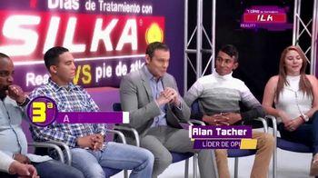 Silka TV Spot, 'Reality vs. pie de atleta: tercera aplicación' con Alan Tacher [Spanish]