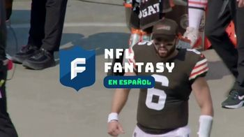 NFL Fantasy Football en Español TV Spot, 'Regresa la emoción' [Spanish]