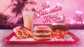 McDonald's TV Spot, 'The Saweetie Meal' Featuring Saweetie - 403 commercial airings