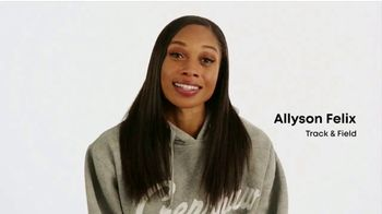 Comcast Corporation TV Spot, 'Moments of Inspiration' Featuring Allyson Felix - 2 commercial airings