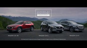Mazda Season of Discovery Sales Event TV Spot, 'Where Summer Leads You' Song by WILD [T2] - Thumbnail 5