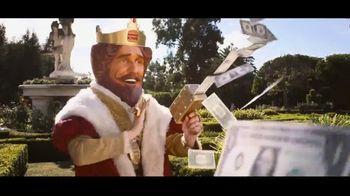 Burger King $1 Bacon Cheeseburger TV Spot, 'Spend Less Bacon' - Thumbnail 1