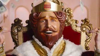 Burger King $1 Bacon Cheeseburger TV Spot, 'Spend Less Bacon' - Thumbnail 2