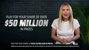 DraftKings Wild Cards TV Spot, 'Win Super Bowl Tickets'