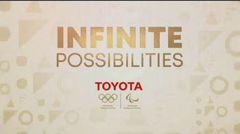 Toyota TV Spot, '2020 Summer Olympics: Infinite Possibilities' [T1] - Thumbnail 2