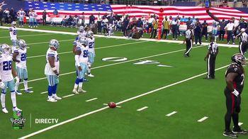 DIRECTV NFL Sunday Ticket TV Spot, 'Front Row' Featuring Dak Prescott - Thumbnail 1