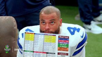 DIRECTV NFL Sunday Ticket TV Spot, 'Front Row' Featuring Dak Prescott - Thumbnail 3