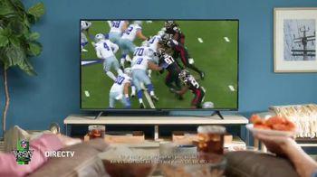 DIRECTV NFL Sunday Ticket TV Spot, 'Front Row' Featuring Dak Prescott - Thumbnail 9