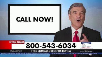 Medicare Benefits Hotline TV Spot, 'Special Report: No Hype' - Thumbnail 7