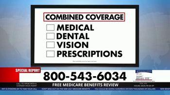 Medicare Benefits Hotline TV Spot, 'Special Report: No Hype' - Thumbnail 1