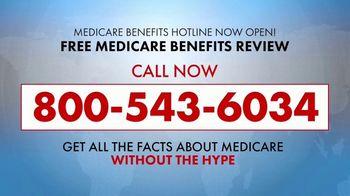 Medicare Benefits Hotline TV Spot, 'Special Report: No Hype' - Thumbnail 2