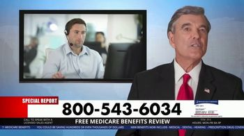 Medicare Benefits Hotline TV Spot, 'Special Report: No Hype' - Thumbnail 3