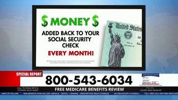 Medicare Benefits Hotline TV Spot, 'Special Report: No Hype' - Thumbnail 6