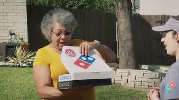 Domino's TV Spot, 'Surprise Frees Not Fees'