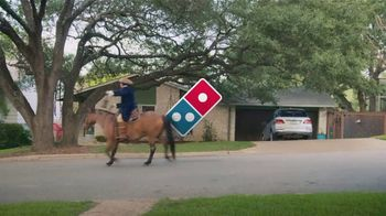 Domino's TV Spot, 'Surprise Frees Are Coming' - Thumbnail 2