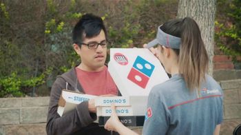 Domino's TV Spot, 'Surprise Frees Are Coming' - Thumbnail 7