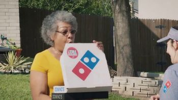 Domino's TV Spot, 'Surprise Giveaway: Kaci' - Thumbnail 3