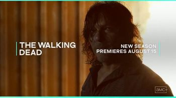 AMC+ TV Spot, 'Here's What's New: The Walking Dead, The North Water and More' - Thumbnail 4