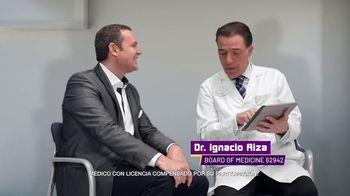 Silka TV Spot, 'Reality vs. pie de atleta: séptima aplicación' con Alan Tacher [Spanish]