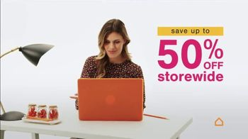 Ashley HomeStore Black Friday in July TV Spot, 'Extended: 50% Off Storewide' - Thumbnail 3
