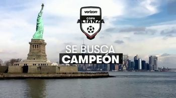 Alianza de Fútbol Hispano TV Spot, '2021 Verizon Copa Alianza' [Spanish] - Thumbnail 3