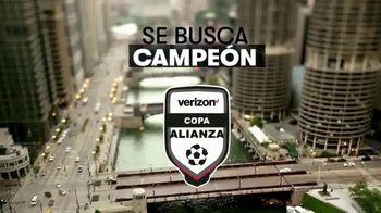 Alianza de Fútbol Hispano TV Spot, '2021 Verizon Copa Alianza' [Spanish] - Thumbnail 7