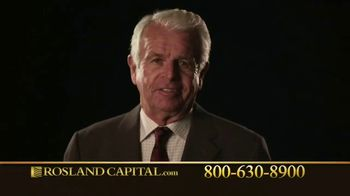 Rosland Capital TV Spot, 'Rising National Debt: Gold and Silver Investments' Ft. William Devane