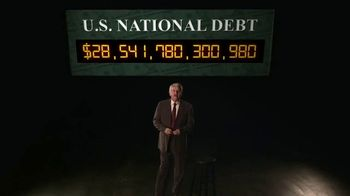 Rosland Capital TV Spot, 'Rising National Debt: Gold and Silver Investments' Ft. William Devane - Thumbnail 1