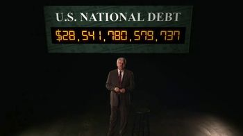 Rosland Capital TV Spot, 'Rising National Debt: Gold and Silver Investments' Ft. William Devane - Thumbnail 2