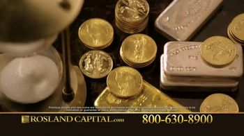 Rosland Capital TV Spot, 'Rising National Debt: Gold and Silver Investments' Ft. William Devane - Thumbnail 5