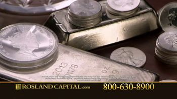 Rosland Capital TV Spot, 'Rising National Debt: Gold and Silver Investments' Ft. William Devane - Thumbnail 6