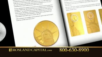 Rosland Capital TV Spot, 'Rising National Debt: Gold and Silver Investments' Ft. William Devane - Thumbnail 8
