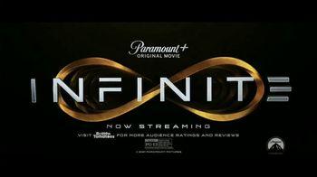 Paramount+ TV Spot, 'Infinite' Song by D Smoke, Asia Fuqua - Thumbnail 10