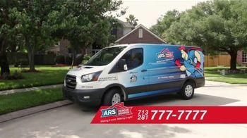 ARS Rescue Rooter TV Spot, 'Keeping Cool and Saving Big'