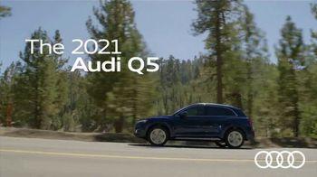 2021 Audi Q5 TV Spot, 'Exceptional Features' [T1] - Thumbnail 8