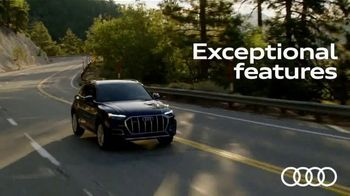 2021 Audi Q5 TV Spot, 'Exceptional Features' [T1]