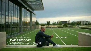 Sleep Number TV Spot, 'Proven Quality Sleep is Game-Changing Sleep: $1,099' Ft. Dak Prescott - 1 commercial airings