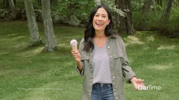 OurTime.com TV Spot, 'The Simple Things: A Walk and Some Ice Cream' - Thumbnail 1
